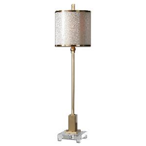Villena - 1 Light Buffet Lamp - 9 inches wide by 9 inches deep
