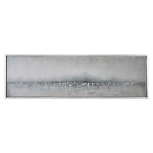 Tides Edge - 71.38 inch Abstract Art - 21.38 inches wide by 1.5 inches deep